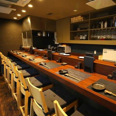 串揚げとワイン Ohana 北浜店 店内の画像