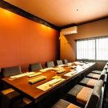 《2階》テーブル個室(最大10名様)