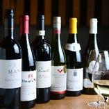 焼鳥とワインの粋な組み合わせ。オススメの一本とともに。