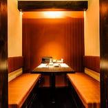 気の合うお仲間や普段使いにおすすめ《1階》テーブル半個室