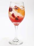 フルーツ+ワイン 女性に人気の「サングリア」