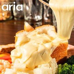 300種類のカクテルと創作料理のお店 aria(アリア)