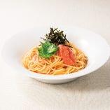 た~っぷりたらこのスパゲッティ~北海道バター使用
