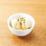 ごまドレ豆腐サラダ