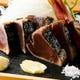 ≪カツオの藁焼き≫