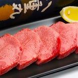 厚切り牛タン(舌)