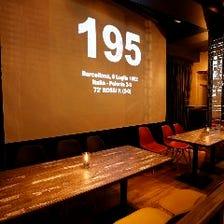下北最大の160インチスクリーン