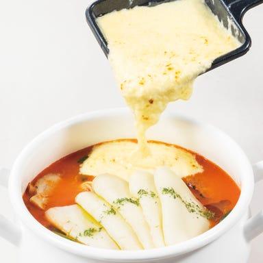 太陽のトマト麺 with チーズ 三宮駅前店  メニューの画像
