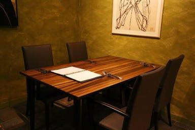 リストランテ デルマール  店内の画像