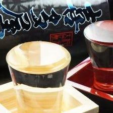利き酒師が厳選した日本酒