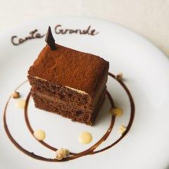 【ゴータマショコラ】伝統のケーキを是非味わいに来てください。