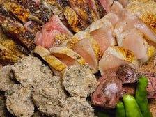 OMAKASEにて地鶏炭火焼肉を販売開始
