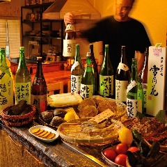 秋田の地酒と炭焼き 成瀬
