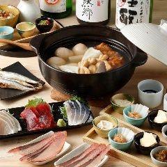 日本酒と牡蠣・・・時々おでん BACHIYA府中店