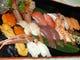 にぎり寿司!お好みで一人前(2貫)からにぎります。