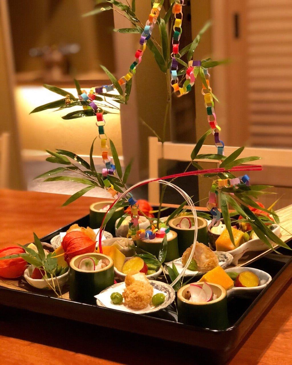 ◆四季折々の食材で美しくおもてなし