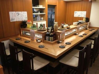 魚菜 膳  店内の画像