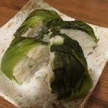 和歌山の郷土料理 めはり寿司