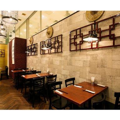 中華香彩 JASMINE 口福厨房 日本橋 店内の画像
