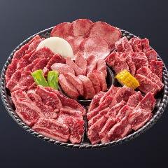 王道焼肉堪能セット 約5人前1kg