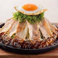 ■肉好きの豚玉お好み