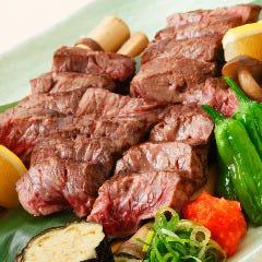 ●やわらか牛ステーキ