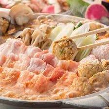【贔屓屋名物】 ■贔屓鍋
