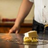 【記念日&誕生日クーポン】 「アイスクリームの鉄板焼き」プレゼント♪