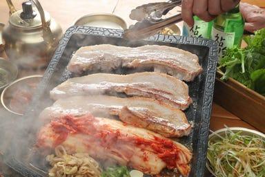 韓国料理&BBQ ペゴッパヨ  コースの画像