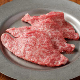 「和牛特選カルビ」はご家族の食事会で大人気メニュー