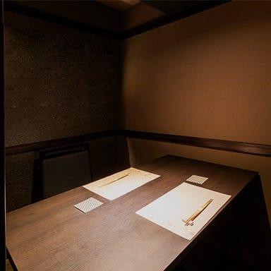 立川 寿司 空  店内の画像