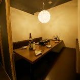 【4F】テーブル式の個室