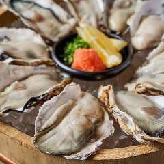 生牡蠣(1個)