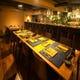 テーブル席~12名様 人数に合わせてお席をご用意致します