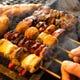 国内最高級の極太紀州備長炭で 肉脂を閉じ込める国内最高水準