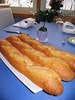 自家製フランスパン