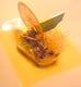 ほたて貝のポワレ 柑橘ソース