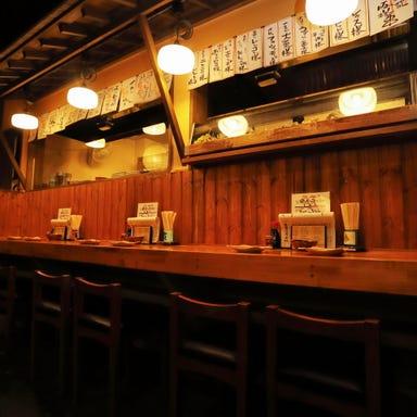 大衆おでん・やきとり 酒場はなび 守谷店 店内の画像