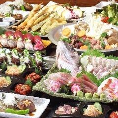 豊洲直送鮮魚と厳選日本酒のお店 いっぽ