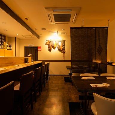 呑処 十三夜  店内の画像