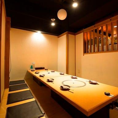 韓国料理 サラン 心斎橋店  店内の画像