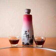 韓国から仕入れた伝統酒に酔いしれる