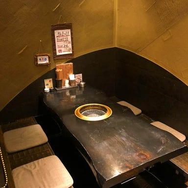 和牛焼肉 うのう 西田辺店 店内の画像