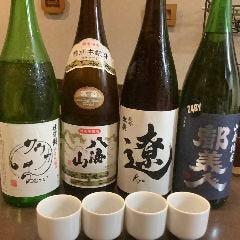 日本酒と肴と・・・ クウカイ G