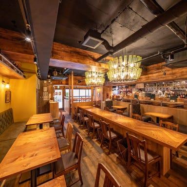 Italian Kitchen VANSAN 亀戸店 店内の画像