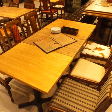 ゴルゴン9 海老名店 店内の画像