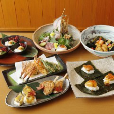 【各種宴会に!】お得で美味しい・飲み放題付き4500円コース
