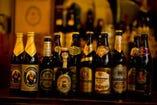 ドイツビールだけで20種類以上の品揃え 新銘柄が続々登場です