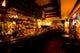 アンバーロンド=琥珀の輪舞曲 ウッディで落ち着いた雰囲気の店内