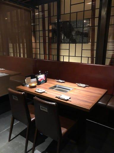 焼き肉家 益市 堺町錦  店内の画像